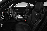 Front seat view of 2017 Mercedes Benz AMG-GT - 3 Door Coupe Front Seat  car photos