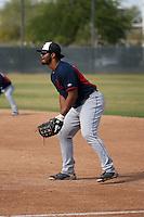 Bobby Bradley - Cleveland Indians 2016 spring training (Bill Mitchell)