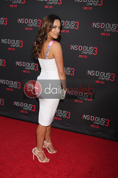 Alexandra Rodriguez at the &quot;Insidious Chapter 3&quot; Premiere, TCL Chinese Theater, Hollywood, CA 06-04-15<br /> David Edwards/DailyCeleb.com 818-249-4998