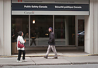 Government of Canada Public Safety Canada office is seen in Ottawa Sunday September 26, 2010.