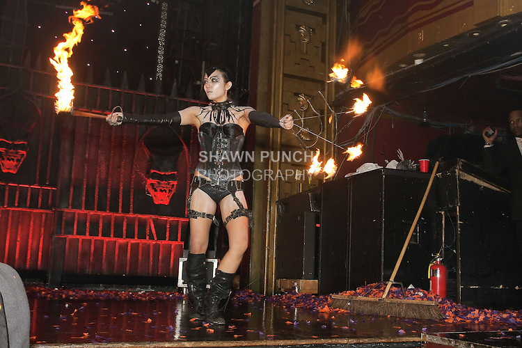 Image from The Official NYC Halloween Parade After Party at Webster Hall, October 31, 2011.