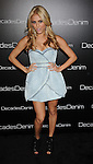 BEVERLY HILLS, CA. - November 02: Cassie Scerbo arrives at the Decades Of Denim Launch Party at a private residence on November 2, 2010 in Beverly Hills, California.