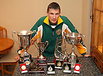 Patrick Cole who has just been selected for the Irish Clay Pigeon Shooting Team...Photo NEWSFILE/Jenny Matthews.(Photo credit should read Jenny Matthews/NEWSFILE)....This Picture has been sent you under the condtions enclosed by:.Newsfile Ltd..The Studio,.Millmount Abbey,.Drogheda,.Co Meath..Ireland..Tel: +353(0)41-9871240.Fax: +353(0)41-9871260.GSM: +353(0)86-2500958.email: pictures@newsfile.ie.www.newsfile.ie.FTP: 193.120.102.198.