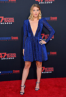 """LOS ANGELES, USA. August 14, 2019: Sophie Nelisse at the premiere of """"47 Meters Down: Uncaged"""" at the Regency Village Theatre.<br /> Picture: Paul Smith/Featureflash"""