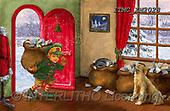 Marcello, CHRISTMAS CHILDREN, WEIHNACHTEN KINDER, NAVIDAD NIÑOS, paintings+++++,ITMCXM2028,#XK#