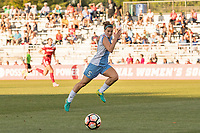 Boyds, MD - Saturday June 03, 2017: Cari Roccaro during a regular season National Women's Soccer League (NWSL) match between the Washington Spirit and Houston Dash at Maureen Hendricks Field, Maryland SoccerPlex.