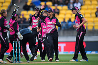 190206 Women's T20 Cricket - NZ White Ferns v India