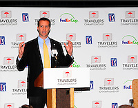 Travelers Championship Event at the Hartford Club 10/20/2010