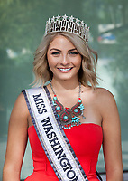 Miss Washington 2017, Renton Multicultural Festival, WA, USA.