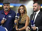 Fox Soccer Anchor Kate Abdo during the Champions League Final match at the Millennium Stadium, Cardiff. Picture date: June 3rd, 2017.Picture credit should read: David Klein/Sportimage