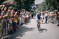 Daniel Martin (IRE/QuickStep Floors) at the stage start<br /> <br /> 104th Tour de France 2017<br /> Stage 19 - Embrun &rsaquo; Salon-de-Provence (220km)