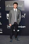 Bermane Fernandez attends the photocall of the fashion show of Emidio Tucci during MFSHOW 2016 in Madrid, February 04, 2016<br /> (ALTERPHOTOS/BorjaB.Hojas)