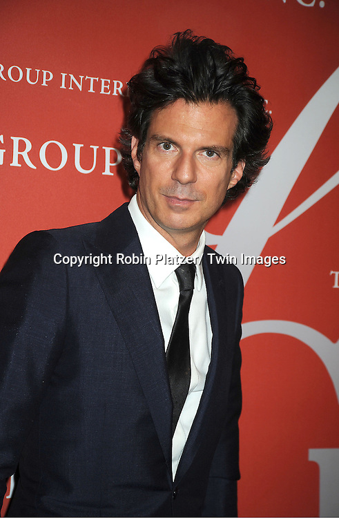 Adam Glassman attends the Fashion Group International's 29th Annual  Night of Stars Gala on October 25, 2012 at Cipriani Wall Street in New York City.
