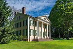 Florence Griswold House, Old Lyme, CT. Historic Landmark. Georgian- style. 1817