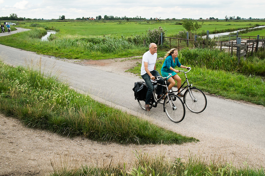 Nederland, Zaanstad, 8 sept  2013<br /> Kalverpolder<br /> Foto(c): Michiel Wijnbergh