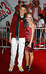 "LOS ANGELES, CA. - October 16: Actress AnnaSophia Robb arrive at the Los Angeles Premiere of ""High School Musical 3"" at the Galen Center at the University Of Southern California on October 16, 2008 in Los Angeles, California."
