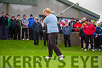 Castlegregory Golf Club: Captains Drive In on Sunday. Pictured Mary Callanan, Lady President
