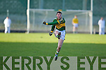 Tomas O'Se Kerry v Limerick Institute Technology in the Quarter Final of the McGrath Cup at Austin Stack Park, Tralee on Sunday 16th January.
