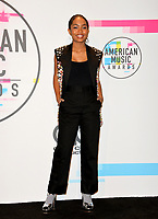 Yara Shahidi at the 2017 American Music Awards at the Microsoft Theatre LA Live, Los Angeles, USA 19 Nov. 2017<br /> Picture: Paul Smith/Featureflash/SilverHub 0208 004 5359 sales@silverhubmedia.com