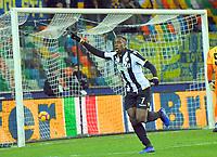 2018/12/20 Udinese vs Parma