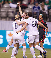 USWNT vs Mexico, January 24, 2012 01-24-2012
