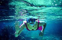 Snorkeling, Ambergris Caye, Belize&#xA;<br />