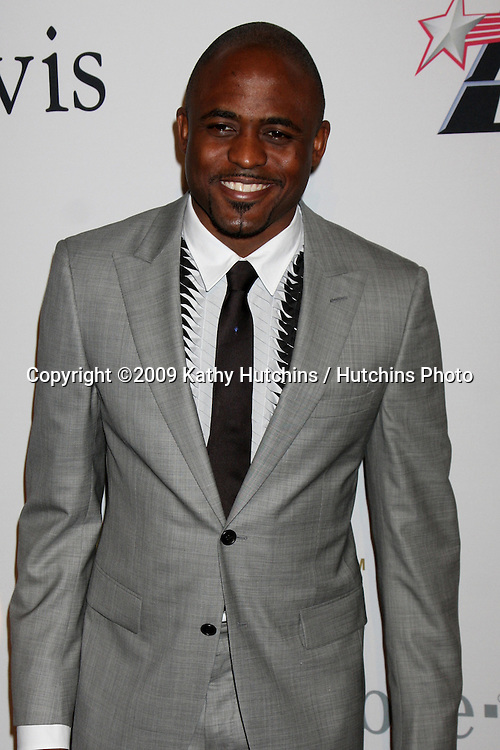 Wayne Brady  arriving at the Pre-Grammy Party honoring Clive Davis at the Beverly Hilton Hotel in Beverly Hills, CA on .February 7, 2009.©2009 Kathy Hutchins / Hutchins Photo..