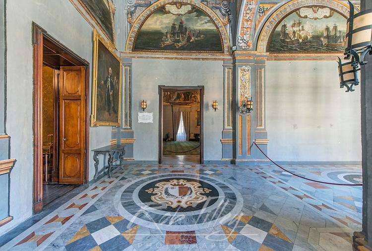 Europe, Malta, Valletta, Grand Master's Palace