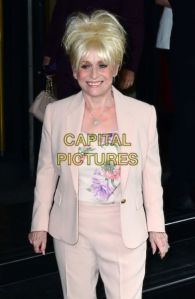 LONDON, ENGLAND - MAY 22:   Barbara Windsor attends The Ivor Novello Awards, the 59th annual songwriting and composing awards, at Grosvenor House, 86-90 Park Lane, on May 22, 2014, in London, England.<br /> <br /> CAP/JOR<br /> &copy;Nils Jorgensen/Capital Pictures
