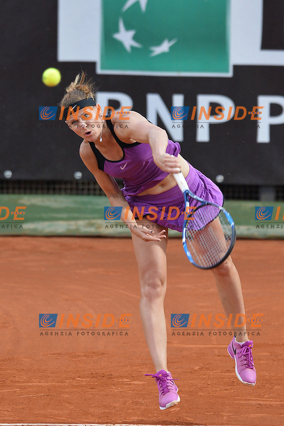 Lucie Safarova (CZE)<br /> Roma 11-05-2016  Foro Italico<br /> Internazionali BNL d'Italia, <br /> Tennis WTA<br /> Foto Antonietta Baldassarre / Insidefoto
