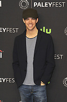 www.acepixs.com<br /> <br /> March 18 2017, LA<br /> <br /> Grant Gustin arriving at the Paley Center For Media's 34th Annual PaleyFest Los Angeles - The CW's Heroes and Aliens - on March 18, 2017 in Hollywood, California<br /> By Line: Peter West/ACE Pictures<br /> <br /> <br /> ACE Pictures Inc<br /> Tel: 6467670430<br /> Email: info@acepixs.com<br /> www.acepixs.com