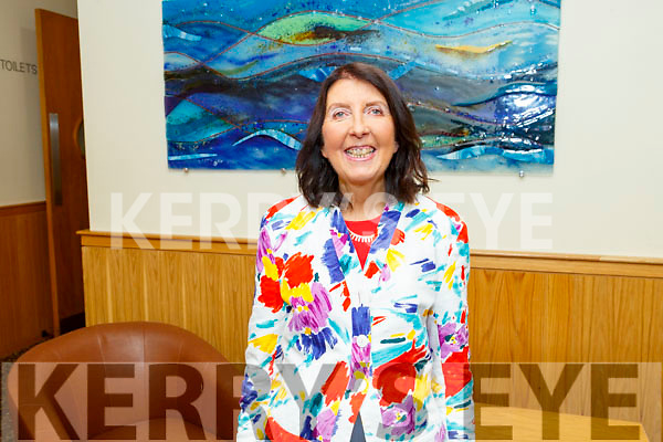 Beatrice O'Sullivan from Annagh Tralee celebrating her retirement from the HSE in the Ballyroe Heights Hotel on Friday evening.