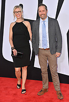 Mateo Messina &amp; Tammy Messina at the premiere for &quot;Blockers&quot; at the Regency Village Theatre, Los Angeles, USA 03 April 2018<br /> Picture: Paul Smith/Featureflash/SilverHub 0208 004 5359 sales@silverhubmedia.com
