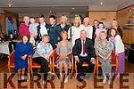 60th Birthday : Joe Langan, Tarbert celebrating his 60th birthday with family & friends at the Golf Hotel, Ballybunion on Saturday night last.