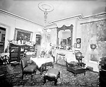 Frederick Stone negative. Dr. Gale's home 1894.