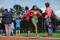 ATLETIEK: HEERENVEEN: 19-09-2015, Athletic Champs AV Heerenveen, Bethe Siemonsma (#65 | 11 jaar), ©foto Martin de Jong