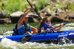 8/11/14 Private Rafters Kayakers Canoers Paddle Boarders & Tubers Upper Colorado River