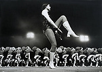 The 1974 Long Island High School Marching Band Festival and Competition at Hofstra University Stadium on October 16, 1974.  Photo by Jim Peppler/copyright Newsday1974. All Rights Reserved.