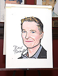 Richard Roxburgh attends the Cate Blanchett and Richard Roxburgh Caricature Unveiling at Sardi's on March 14, 2017 in New York City.
