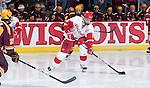 2009-10 NCAA Hockey: Minnesota at Wisconsin
