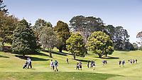 Doey Choi. New Zealand Amateur Golf Championship, Remuera Gold Club, Auckland, New Zealand. Sunday 3rd st November 2019. Photo: Greg Bowker/www.bwmedia.co.nz/NZGolf<br /> COPYRIGHT:© www.bwmedia.co.nz