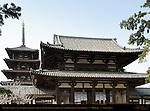 Japan: Nara Temples