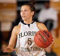 FIU Women's Basketball 2006-2007 (Combined)