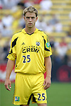 12 Jun 2004: Michael Ritch before the game. The Columbus Crew and Kansas City Wizards tied 2-2 at Crew Stadium in Columbus, OH during a regular season Major League Soccer game..