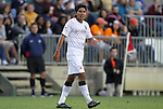 28 April 2012: San Antonio's Josue Soto. The San Antonio Scorpions defeated the Carolina RailHawks 1-0 at WakeMed Soccer Stadium in Cary, NC in a 2012 North American Soccer League (NASL) regular season game. It was the first win for the expansion team from San Antonio.