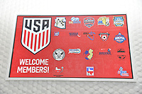 USSF Member Meeting, April 12, 2018