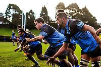150711 Horowhenua-Kapiti Club Rugby - Paraparaumu v Levin