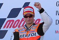 Pedrosa win at Grand Prix Aragon 2012.