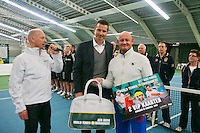 19-01-14,Netherlands, Rotterdam,  TC Victoria, Wildcard Tournament, <br /> Photo: Henk Koster