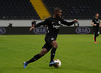Almamy Touré (Eintracht Frankfurt) - 12.03.2020: Eintracht Frankfurt vs. FC Basel, UEFA Europa League, Achtelfinale, Commerzbank Arena<br /> DISCLAIMER: DFL regulations prohibit any use of photographs as image sequences and/or quasi-video.